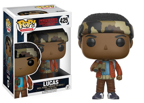 Stranger Things - Lucas Pop! Vinyl Figure