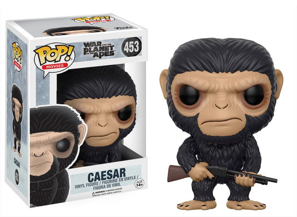 War For The Planet Of The Apes - Caesar POP! Vinyl Figure