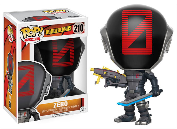 Borderlands - Zero Pop! Vinyl Figure