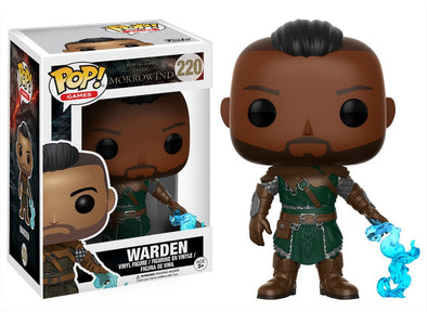 The Elder Scrolls - Warden Pop! Vinyl Figure