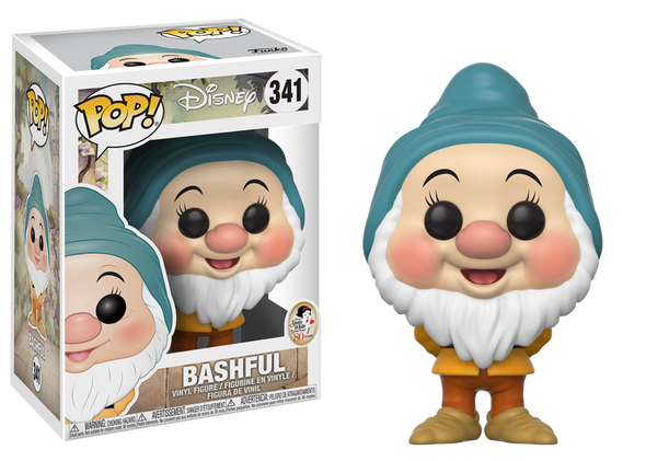 Disney Snow White - Bashful Dwarf Pop! Vinyl Figure