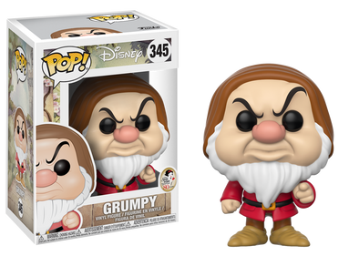 Disney Snow White - Grumpy Dwarf Pop! Vinyl Figure