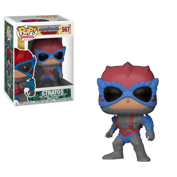 Masters of the Universe - Stratos Pop! Vinyl Figure