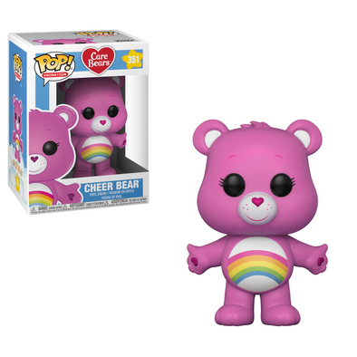Care Bears - Cheer Bear POP! Vinyl Figure