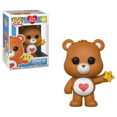 Care Bears - Tenderheart Bear POP! Vinyl Figure