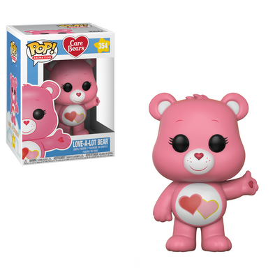 Care Bears - Love-A-Lot Bear POP! Vinyl Figure