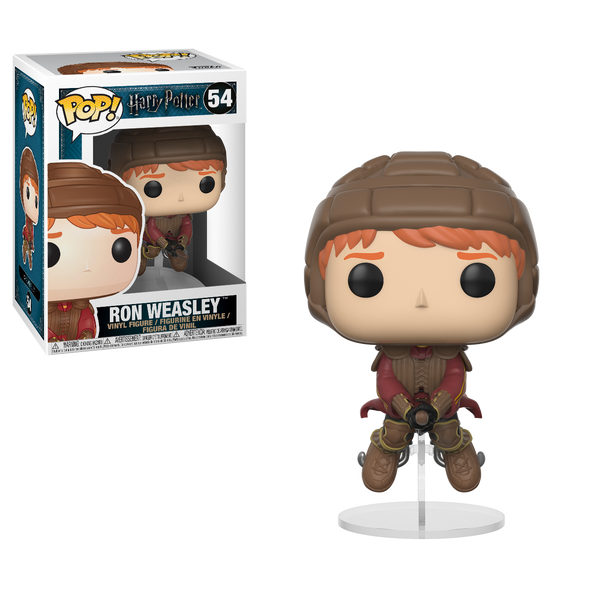 Harry Potter - Ron Weasley (on Broom) Pop! Vinyl Figure