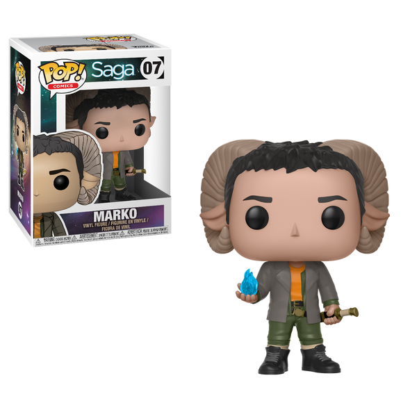 Saga - Marko Pop! Vinyl Figure