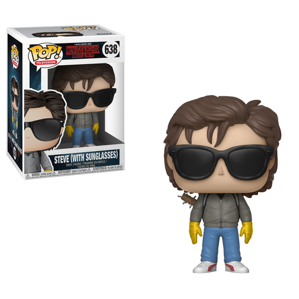 Stranger Things - Steve (With Sunglasses) Pop! Vinyl Figure