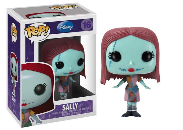Disney Nightmare Before Christmas Sally Pop! Vinyl Figure