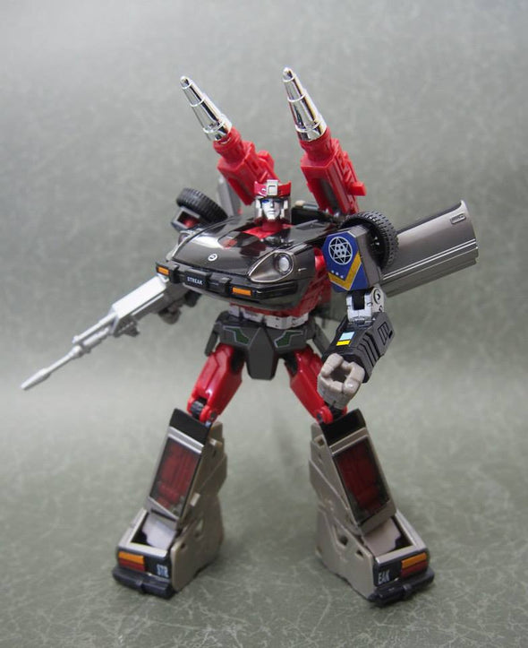 Alpha Launcher for MP-18 Bluestreak