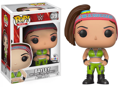 WWE - Bayley Exclusive Pop! Vinyl Figure