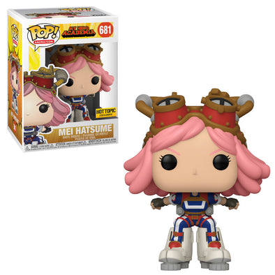 My Hero Academia - Mei Hatsume Exclusive Pop! Vinyl Figure
