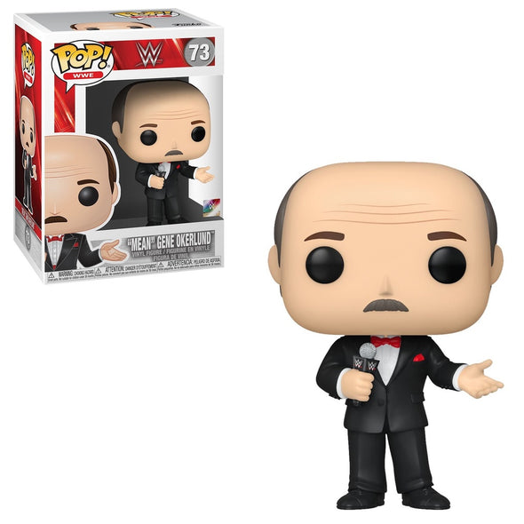 "WWE - ""Mean"" Gene Okerlund Pop! Vinyl Figure"