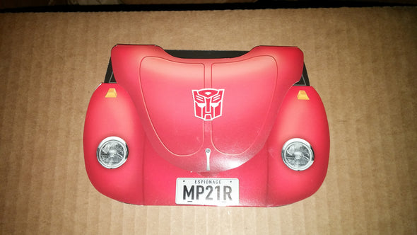 MP-21R Masterpiece Bumble Red Body