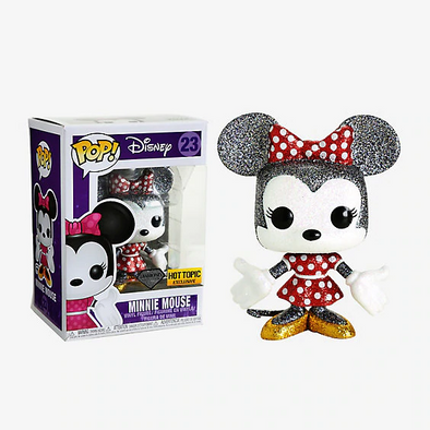 Disney - Minnie Mouse (Diamond Collection) Exclusive Pop! Vinyl Figure