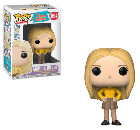 Brady Bunch - Marcia Brady POP! Vinyl Figure