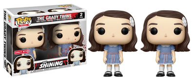 The Shining - The Grady Twins Exclusive 2-Pack Pop! Vinyl Figures
