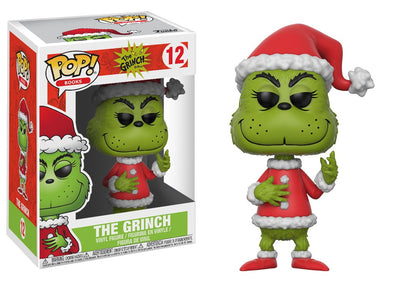 Dr. Seuss - The Grinch POP! Vinyl Figure