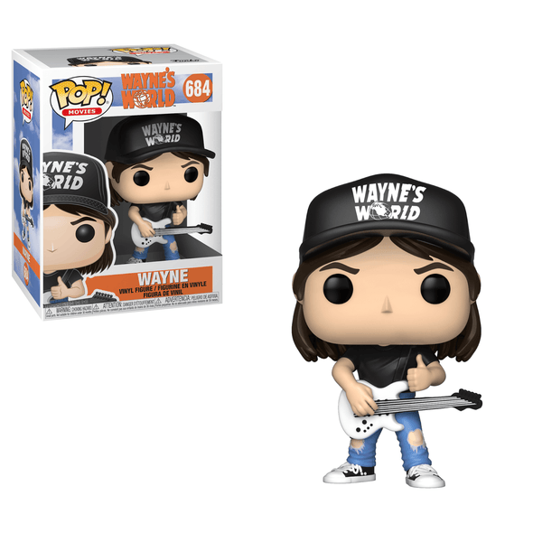 Wayne's World - Wayne POP! Vinyl Figure