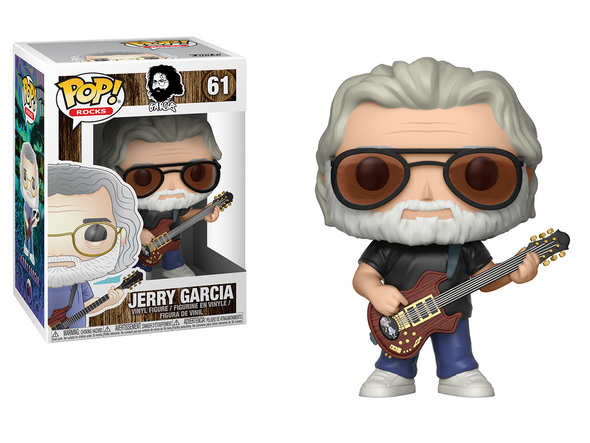 POP Rocks - Jerry Garcia POP! Vinyl Figure