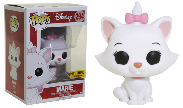 The Aristocats - Flocked Marie Exclusive Pop! Vinyl Figure