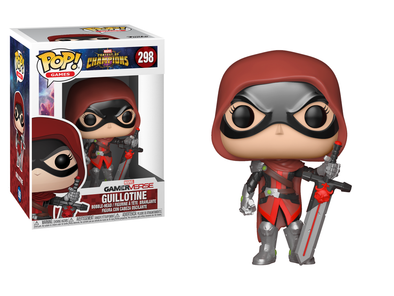 Marvel Contest of Champions - Guillotine POP! Vinyl Figure