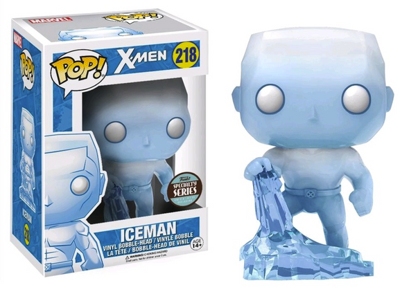 Marvel X-Men - Iceman Specialty Series Exclusive Pop! Vinyl Figure