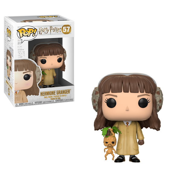 Harry Potter - Hermione Granger (Herbology) Pop! Vinyl Figure