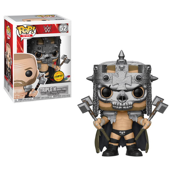 WWE - Triple H (Skull King) Chase Pop! Vinyl Figure