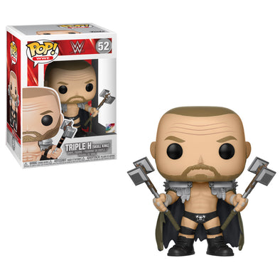 WWE - Triple H (Skull King) Pop! Vinyl Figure
