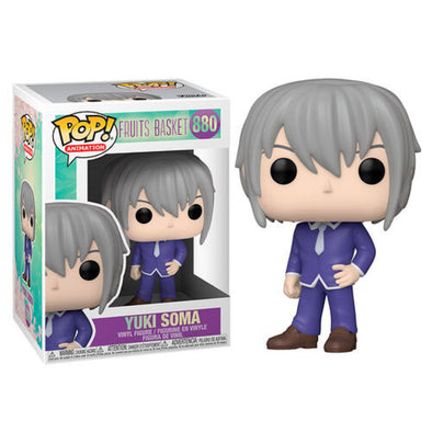 Fruits Basket - Yuki Sohma Pop! Vinyl Figure