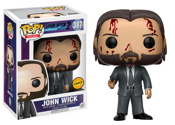 John Wick Chapter 2 - John Wick Chase Pop! Vinyl Figure