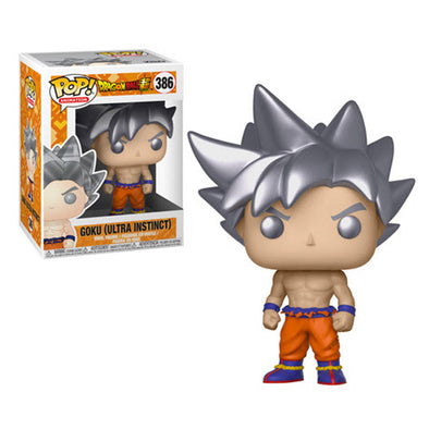 Dragonball Super - Goku (Ultra Instinct Form) Pop! Vinyl Figure
