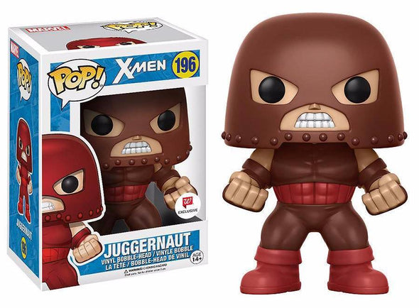 Marvel X-Men - Juggernaut Exclusive Pop! Vinyl Figure