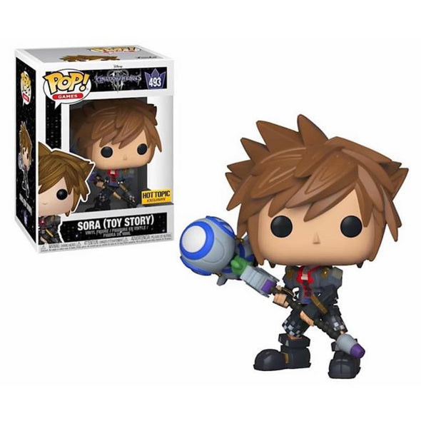 Kingdom Hearts - Sora (Toy Story) Exclusive POP! Vinyl Figure
