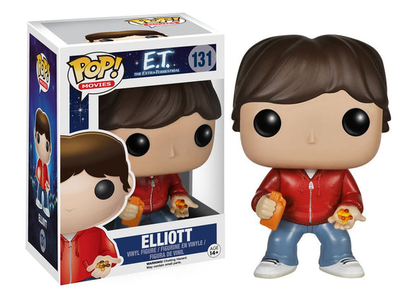 E.T. The Extra Terrestrial Elliott Pop! Vinyl Figure