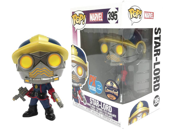 Marvel Universe - Classic Star-Lord Exclusive Pop! Vinyl Figure