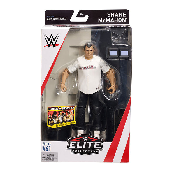WWE Elite Series 61 - Shane McMahon
