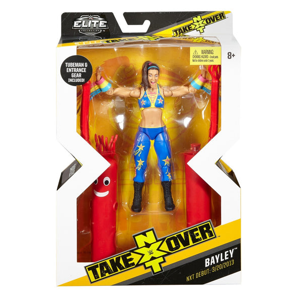 WWE NXT Elite Series 1 - Bayley