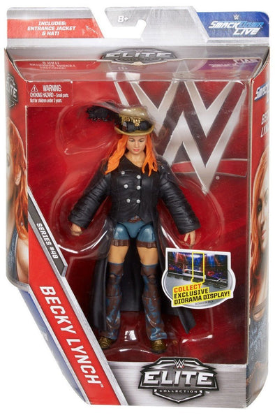WWE Elite Series 49 - Becky Lynch