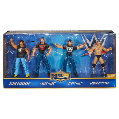 WWE Elite Hall of Fame Series - WCW Nitro Notables Set
