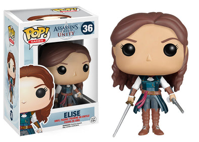 Assassin's Creed Elise Pop! Vinyl Figure