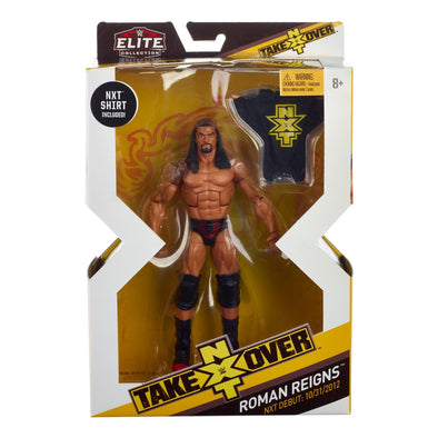 WWE NXT Elite Series 3 - Roman Reigns
