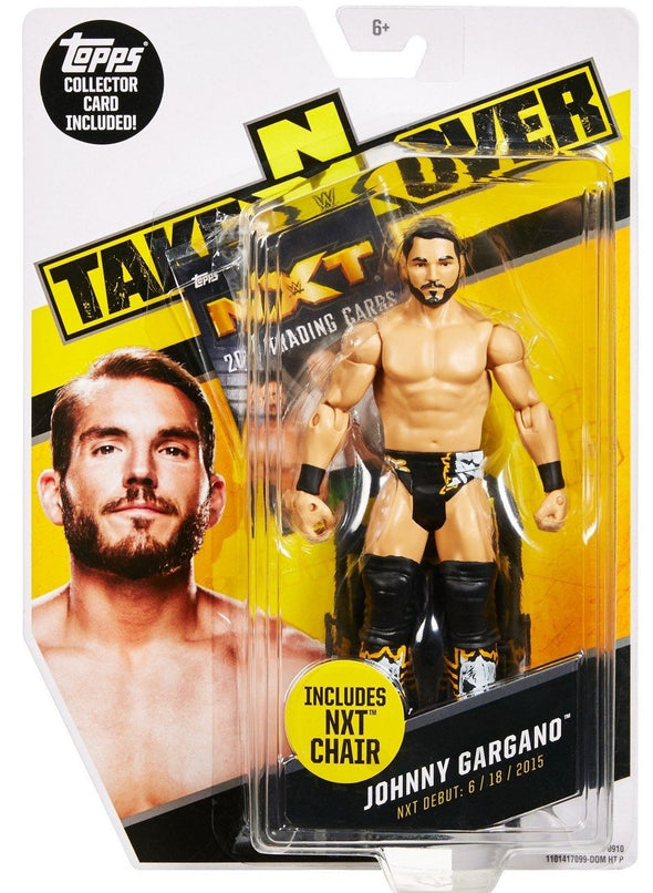 WWE NXT Series 2B - Johnny Gargano