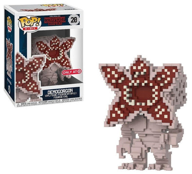 8-Bit - Stranger Things Demogorgan Exclusive Pop! Vinyl Figure