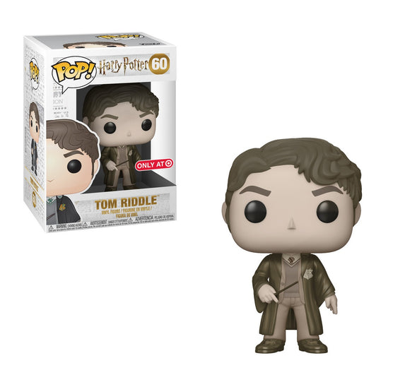 Harry Potter - Tom Riddle (Black & White) Exclusive Pop! Vinyl Figure