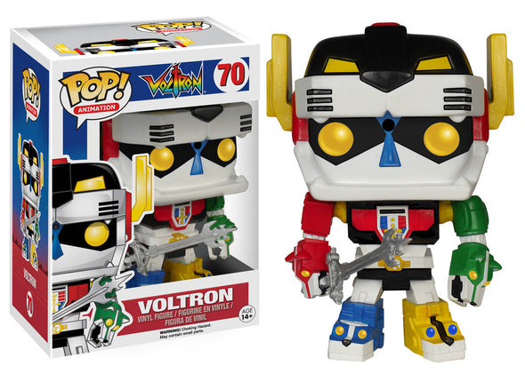 Voltron TV Series Voltron Pop! Vinyl Figure