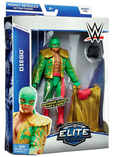 WWE Elite Series 35 - Diego