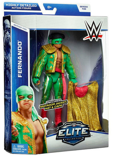WWE Elite Series 35 - Fernando